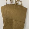 pack of 5 Brown Paper Bags