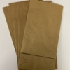 Pack of 10 Brown Paper Gift Bag