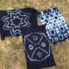 Indigo Dyeing Fabric Workshop