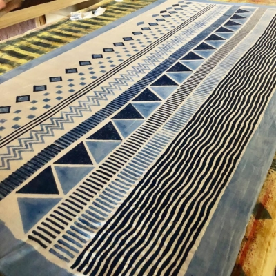 Fabric Print Design- Traditional Block Printing Workshop