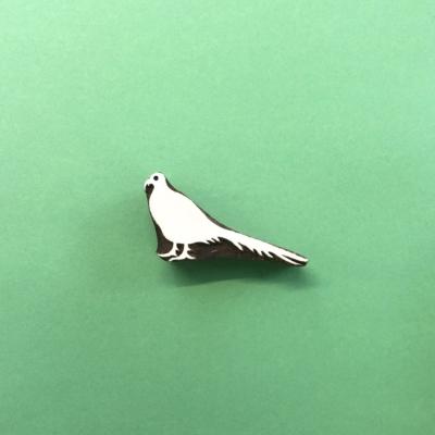 Indian Wooden Printing Block- Pheasant