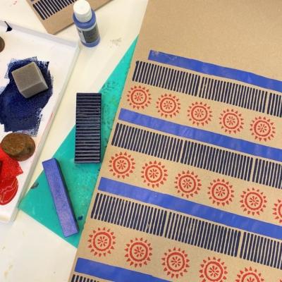 Pattern Printing Workshop