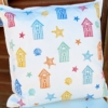 Sea Side Printed Cushion Cover