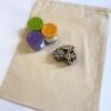 Complete Block Printing Kit - Flower, Leaves and Bee