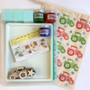 Complete Block Printing Kit- Tractor & Star