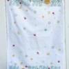 Meadow & Bee Hive Block Printed Tea Towel