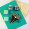 Cow Parsley Block Printing Kit