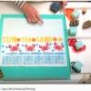 Sea Life Block Printing Online Tutorial