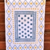 Jaipur Collection Block Printed Tea Towel