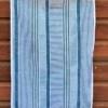Block Printed Tea Towel- Lines & Stripes