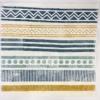 Block Printed Fabric- Border Designs