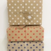 Star & Dot Design Christmas Wrapping Paper