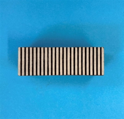 Indian Wooden Printing Block- Thin Solid Lined Border
