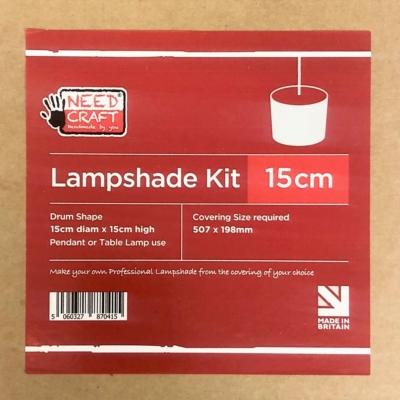 15cm Lampshade Kit