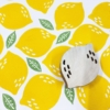 Indian Wooden Printing Block- Single Lemon