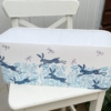 Meadow & Hare Block Printed Storage Box