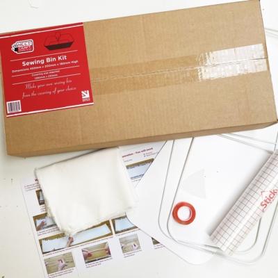 Craft Storage Box Making Kit