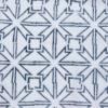 Indian Wooden Printing Block - Square Design 2 Sample