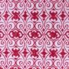 Indian Wooden Printing Block - Square Design 3 Sample