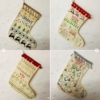 Christmas Stocking Block Printing Workshop