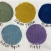 Set of Fabric Paints- Bright Dusky