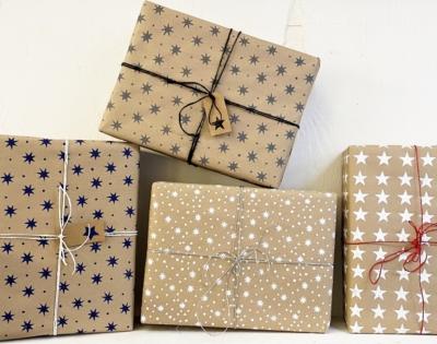 Christmas Present Printing