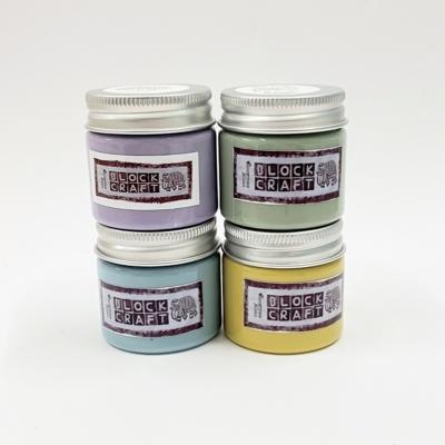 Set of Fabric Paints- Dusky Meadow