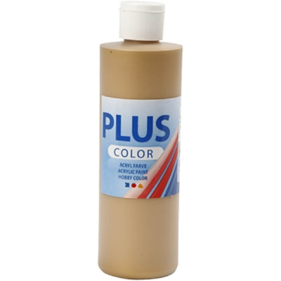 250ml Acrylic Paint - Gold