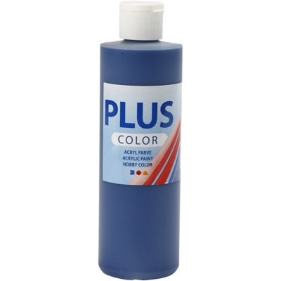 250ml Acrylic Paint - Navy Blue