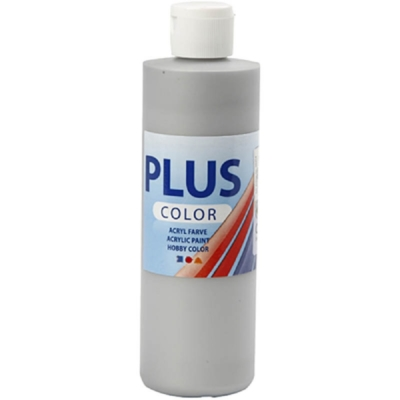 250ml Acrylic Paint - Silver