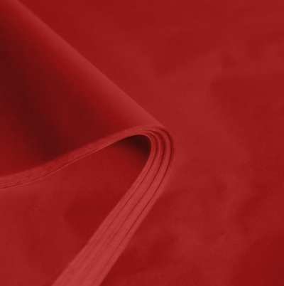 Red Tissue Paper Pack