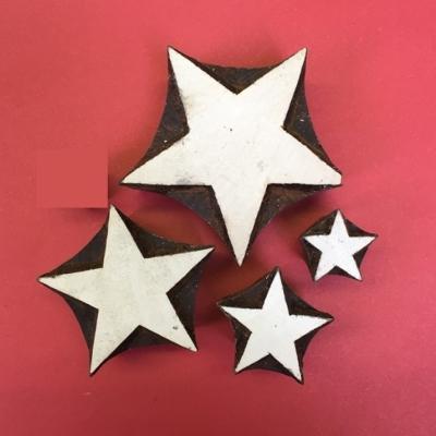 Set of 4 Stars