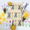 Easter Block Printing