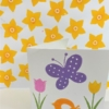 Easter Block Printed Card
