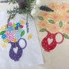 Floral Jug Fabric