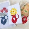 Floral Jug Pieces
