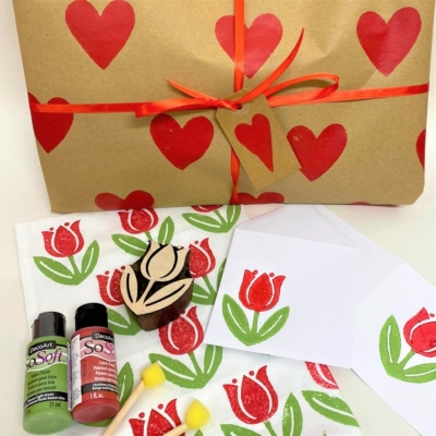Mother's Day Tulip Kit