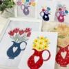 Floral Jug Printed Items