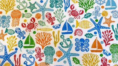 Sea Life & Nautical Designs