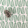 Indian Wooden Printing Block - Mini Fern Leaf 2