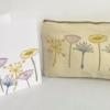 Block Printed Fabrics and Cards- Stylised Seedheads