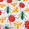Bugs Life- Block Printed Paper