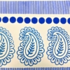 Indian Wooden Printing Blocks - Paisley Jaipur Sample