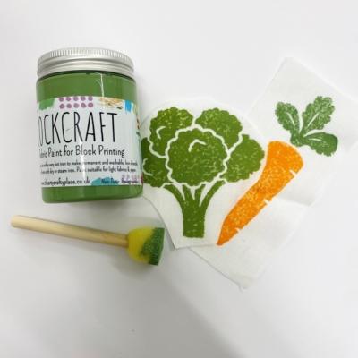 Fabric Paint 100ml Leafy Green