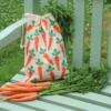Printed Carrot Veg Bag