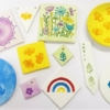 Air Drying Clay Pieces