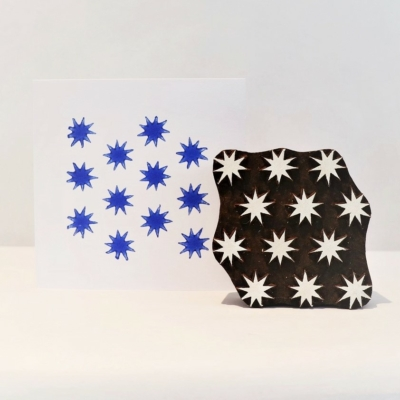 12 Point Starry Tile