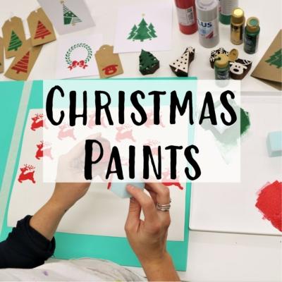 Christmas Paints