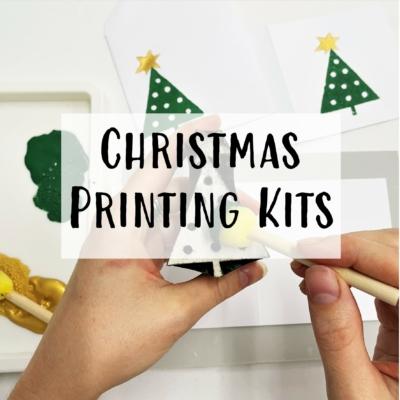 Christmas Printing Kits