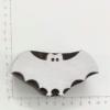 Indian Wooden Printing Block - Large Bat Scale